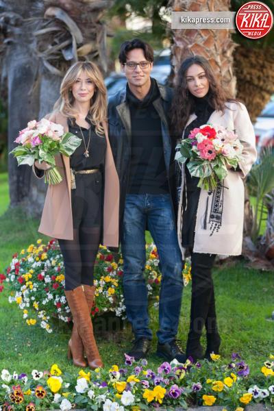 Virginia Raffaele, Carlo Conti, Gabriel Garko, Madalina Ghenea - Sanremo - 11-01-2016 - Festival di Sanremo 2016: ecco cosa ci aspetta