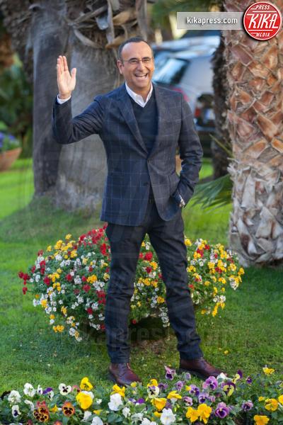 Carlo Conti - Sanremo - 11-01-2016 - Festival di Sanremo 2016: ecco cosa ci aspetta