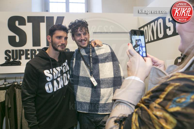 Stefano De Martino - Firenze - 12-01-2016 - Stefano De Martino, a Pitti Uomo senza la fede