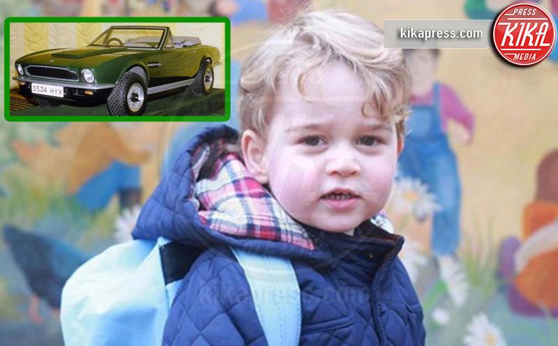 Principe George - Londra - 13-01-2016 - Principino George: le sette foto che lo hanno resto una star