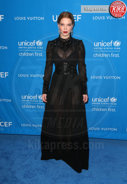 Lea Seydoux - Beverly Hills - 12-01-2016 - Lea Seydoux aspetta il primo figlio con Andre Meyer