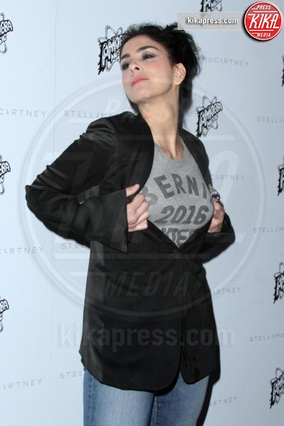 Sarah Silverman - Los Angeles - 13-01-2016 - Parata di stile alla corte di Stella McCartney