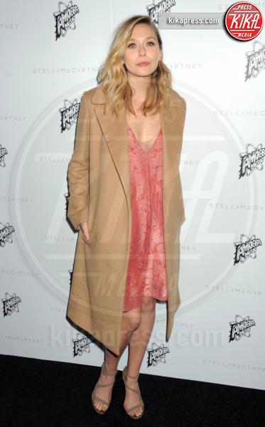Elizabeth Olsen - Hollywood - 12-01-2016 - Parata di stile alla corte di Stella McCartney