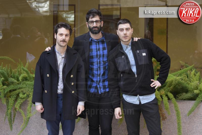 Luigi Di Capua, Matteo Corradini, Luca Vecchi, The Pills - Roma - 13-01-2016 - The Pills: Sempre meglio che lavorare arriva al cinema
