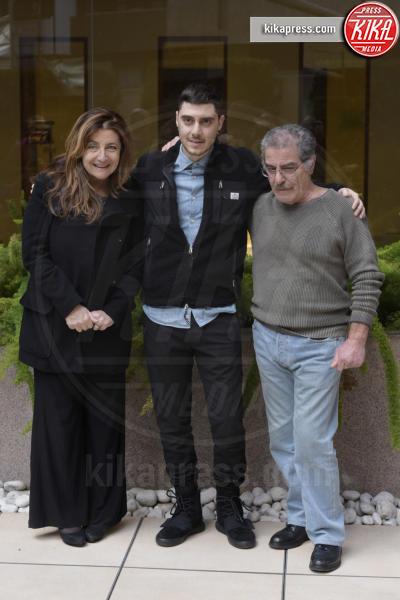 Giulio Corradini, Matteo Corradini, Francesca Reggiani - Roma - 13-01-2016 - The Pills: Sempre meglio che lavorare arriva al cinema