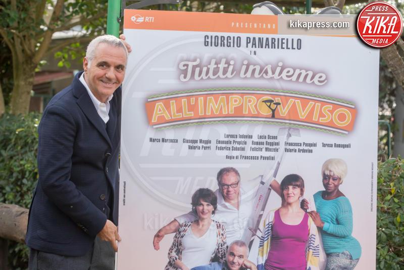 Giorgio Panariello - Roma - 13-01-2016 - Tutti insieme all'improvviso: Panariello alla prova fiction