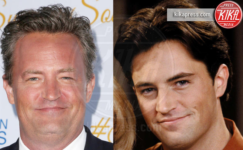 Matthew Perry - 14-01-2016 - Paura per Matthew Perry: l'ex star di Friends è in ospedale