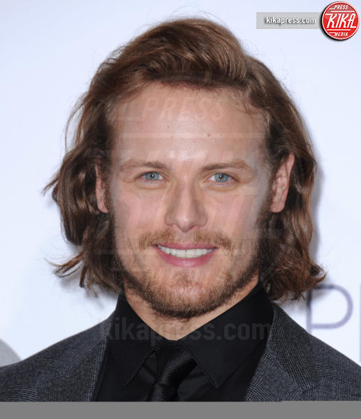 Sam Heughan - Los Angeles - 07-01-2015 - Outlander, dal 9 aprile in TV la seconda serie