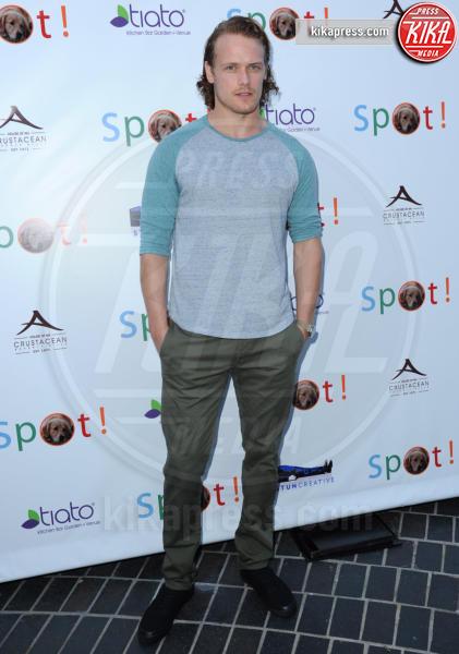 Sam Heughan - Santa Monica - 26-10-2014 - Outlander, dal 9 aprile in TV la seconda serie