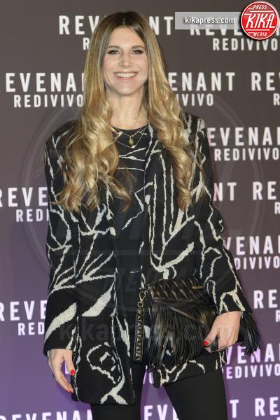 Nicoletta Romanoff - Roma - 15-01-2016 - Il dolce annuncio di Nicoletta Romanoff: