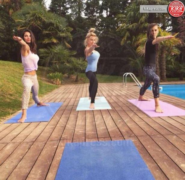 Francesca Chillemi - 16-01-2016 - Star come noi: l'allenamento s'intensifica