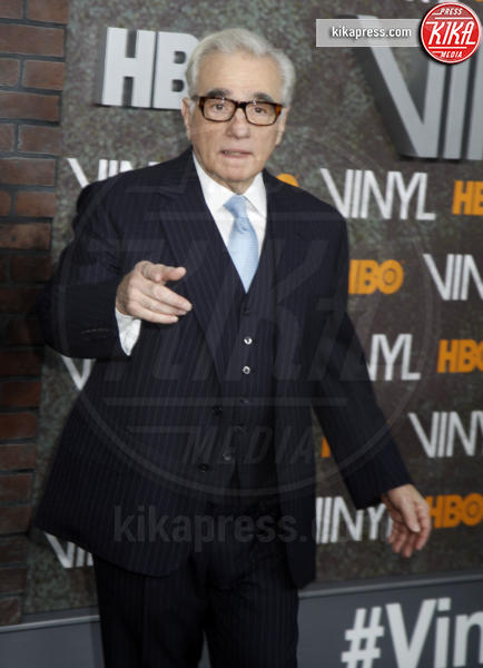 Martin Scorsese - New York - 16-01-2016 - Mick Jagger e Martin Scorsese rivivono il rock anni '70 in Vinyl