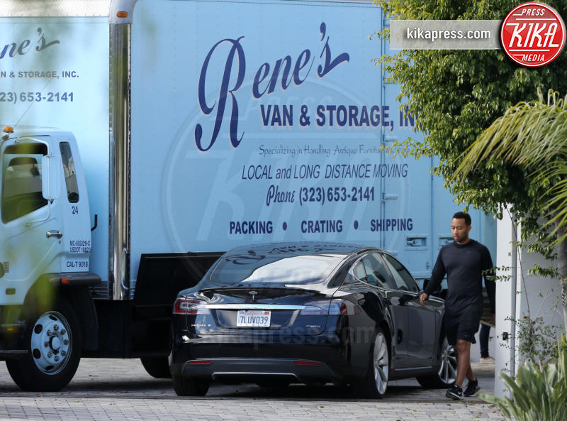 John Legend - Los Angeles - 07-01-2016 - John Legend acquista la villa di Rihanna a Beverly Hills