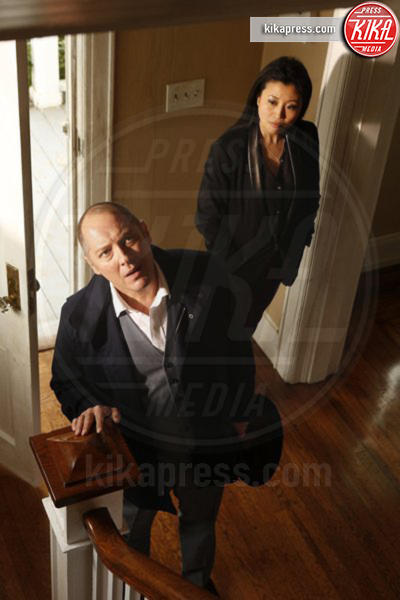 The Blacklist, James Spader - New York - 28-03-2014 - Famke Janssen protagonista dello spinoff di The Blacklist