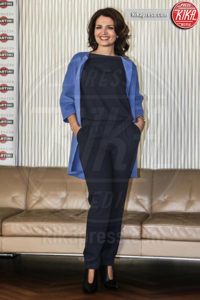 Tosca D'Aquino - Milano - 19-01-2016 - Vincenzo Salemme torna al cinema con Se mi lasci non vale