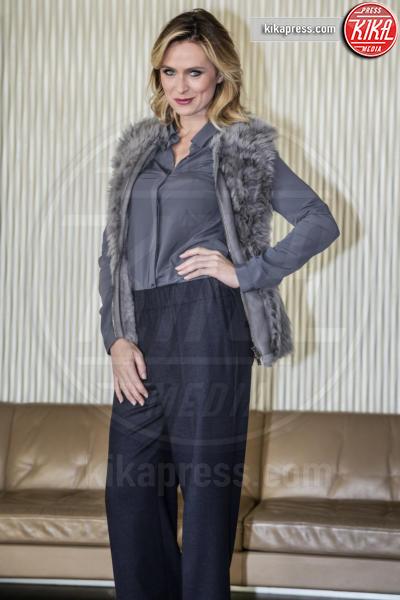 Serena Autieri - Milano - 19-01-2016 - Vincenzo Salemme torna al cinema con Se mi lasci non vale