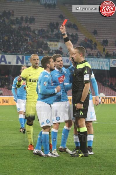 Dries Mertens - Napoli - 19-01-2016 - Napoli-Inter, Mancini: