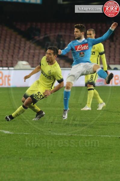 Nagatomo - Napoli - 19-01-2016 - Napoli-Inter, Mancini: