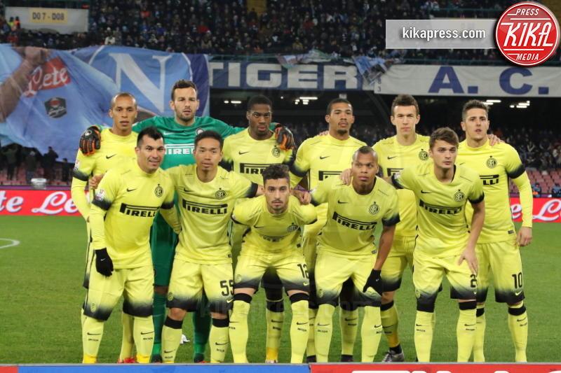 Inter - Napoli - 19-01-2016 - Napoli-Inter, Mancini: