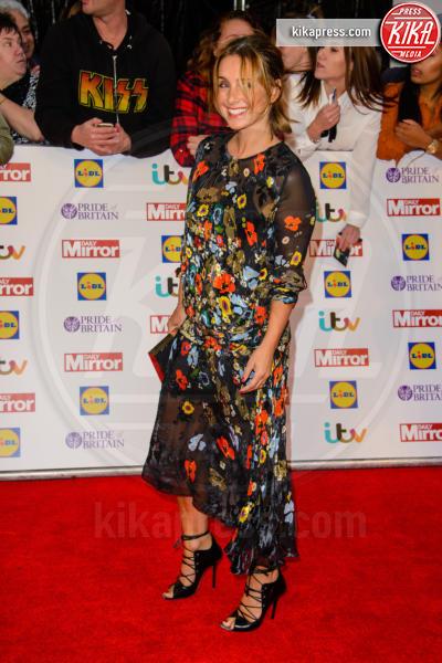 Louise Redknapp - Londra - 28-09-2015 - Chi lo indossa meglio? Olivia Palermo e Louise Redknapp