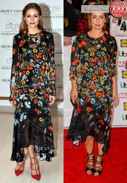 Olivia Palermo, Louise Redknapp - 20-01-2016 - Chi lo indossa meglio? Olivia Palermo e Louise Redknapp