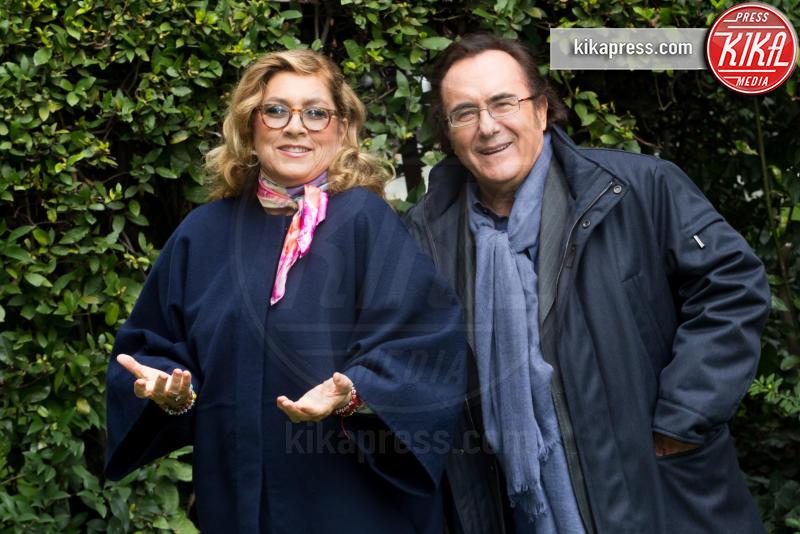 Al Bano, Romina Power - Roma - 20-01-2016 - Al Bano e Romina presto in un film sulla loro vita