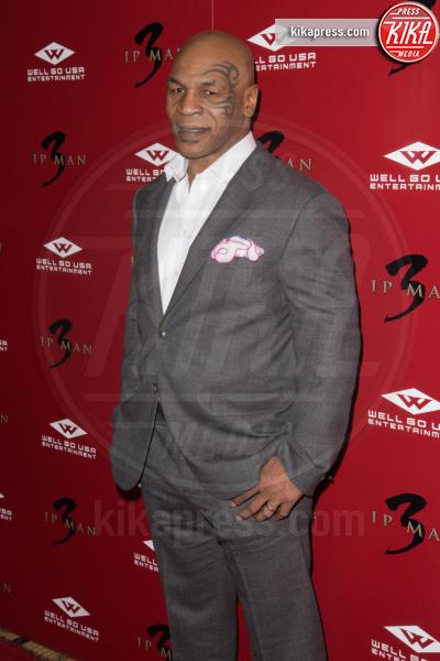 Mike Tyson - Los Angeles - 20-01-2016 - A Hollywood, dove la molestia è di casa