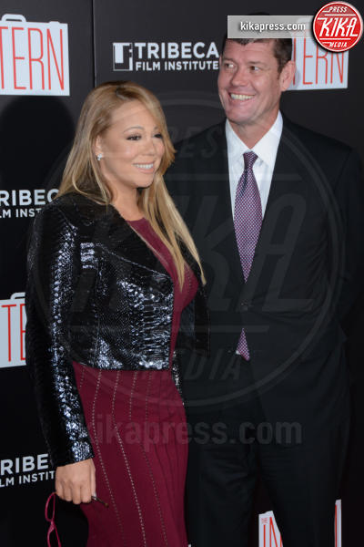 James Packer, Mariah Carey - Manhattan - 21-09-2015 - Mariah Carey e James Packer, amore al capolinea?