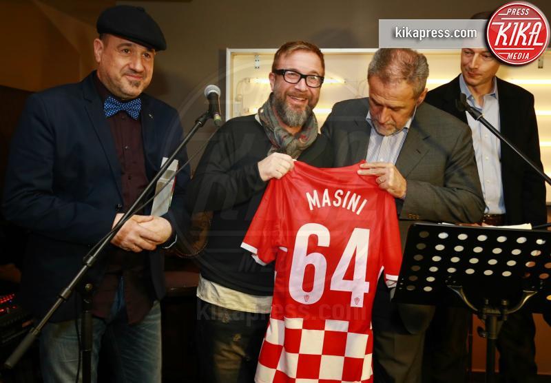 Marco Masini - Zagabria - 21-01-2016 - Gli italiani che riscuotono un incredibile successo all'estero
