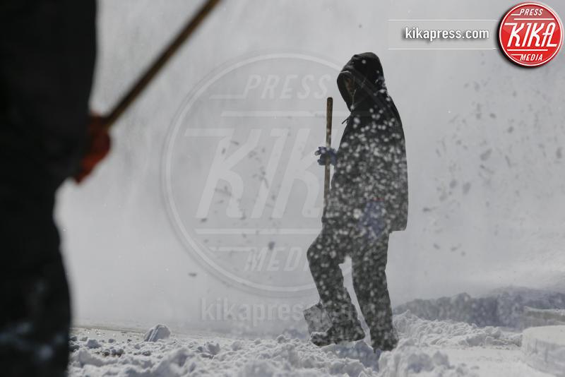 Tempesta di neve - Washington - 17-02-2015 - Allerta neve: in Virginia è stato d'emergenza