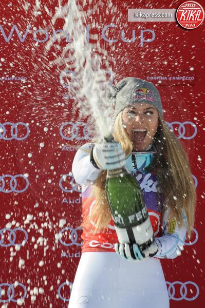 Lindsey Vonn - Cortina - 23-01-2016 - Lindsey Vonn: volete entrare per un drink?
