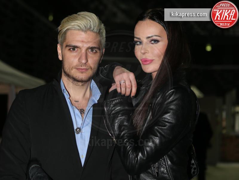 Luigi Mario Favoloso, Nina Moric - Spalato - 23-01-2016 - Caso Favoloso, Nina Moric vittima di minacce e ricatti?