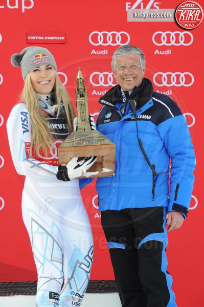 Lindsey Vonn - Cortina - 24-01-2016 - Lindsey Vonn: il segreto del suo successo è...