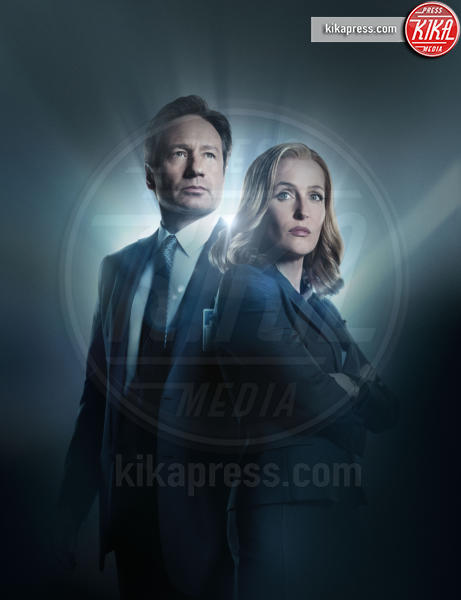 Gillian Anderson, David Duchovny - Los Angeles - 09-06-2015 - Torna X-files: la nostra intervista esclusiva a David Duchovny