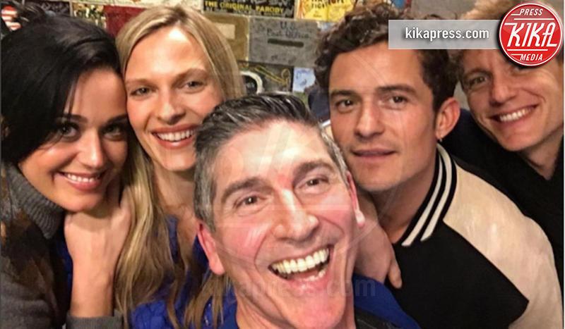 James Lecense, Katy Perry, Orlando Bloom - Hollywood - 26-01-2016 - Katy Perry-Orlando Bloom di nuovo insieme: ecco le prove