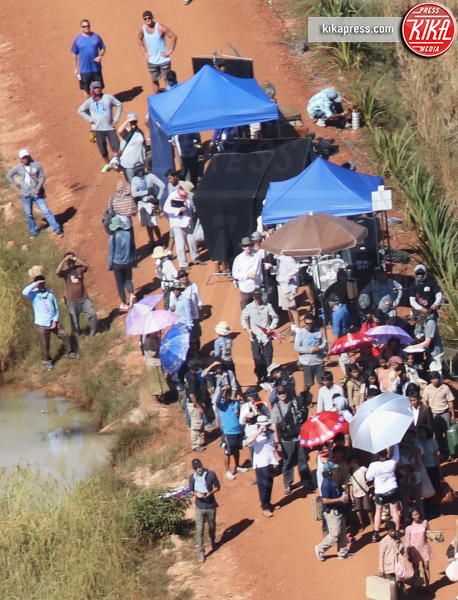 set They First Killed My Father - Siem Reap, Cambogia - 24-11-2015 - Angelina Jolie, filantropa sì, ma super-stressata!