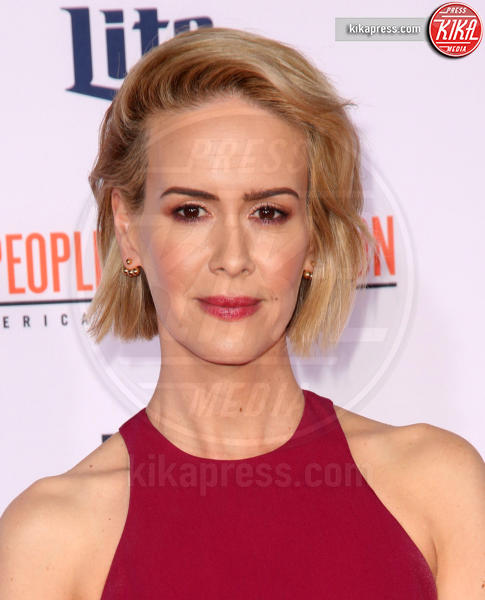 Sarah Paulson - Los Angeles - 28-01-2016 - American Horror Story 6, i primi teaser ufficiali