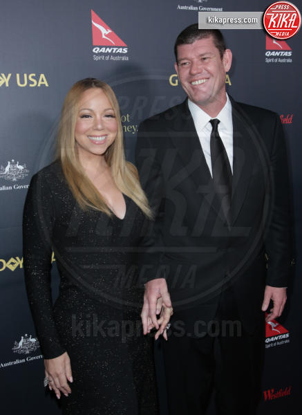 James Packer, Mariah Carey - Los Angeles - 28-01-2016 - Mariah Carey e James Packer, amore al capolinea?