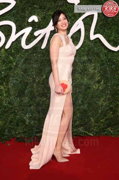 Daisy Lowe - Londra - 01-12-2014 - Il look di San Valentino? Pieno di baci... e di cuori!