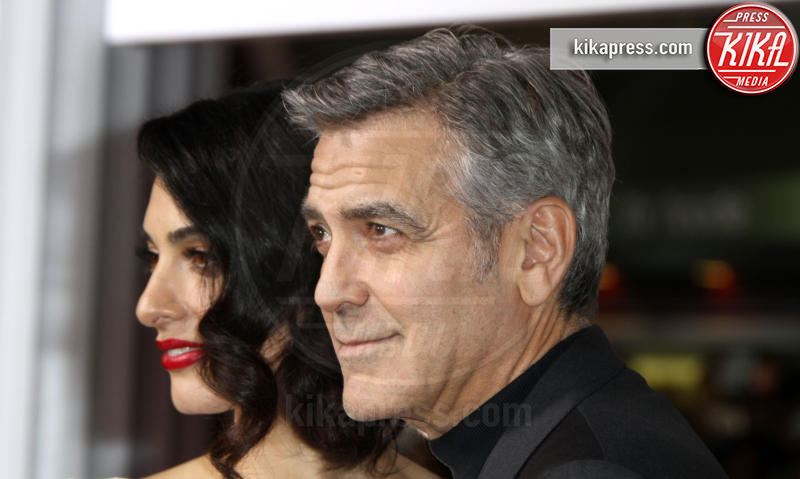 Amal Alamuddin, George Clooney - Los Angeles - 01-02-2016 - Qui sono nati i gemellini Clooney: entrate con noi