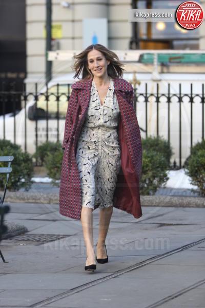 Sarah Jessica Parker - New York - 02-02-2016 - Sarah Jessica Parker conquista l'Europa... con Amazon!
