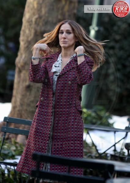 Sarah Jessica Parker - New York - 02-02-2016 - Sarah Jessica Parker torna in tv con Divorce