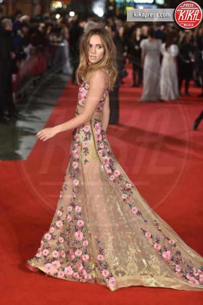 Suki Waterhouse - Londra - 01-02-2016 - Le celebrity? Sul red carpet e fuori sono regine di... fiori!