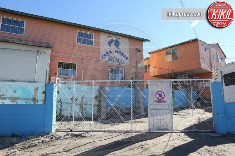 Casa Hogar Sion - Tijuana - 12-01-2016 - Jennifer Aniston, mamma adottiva per i bimbi di Tijuana