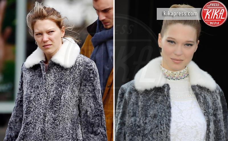 Lea Seydoux - Parigi - 11-03-2015 - Sexy anche senza un filo di trucco? Giudicate voi
