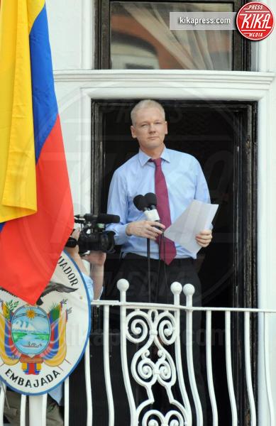 Julian Assange - Londra - 04-02-2016 - Pamela Anderson-Julian Assange: tutta le verità in una lettera