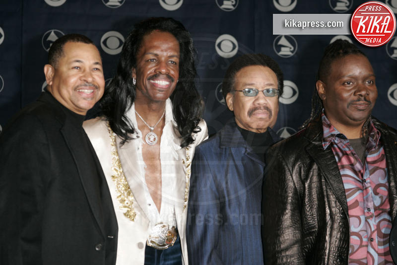 Earth Wind and Fire, Maurice White - Hollywood - 07-12-2004 - Live fast, die young: ancora una morte prematura
