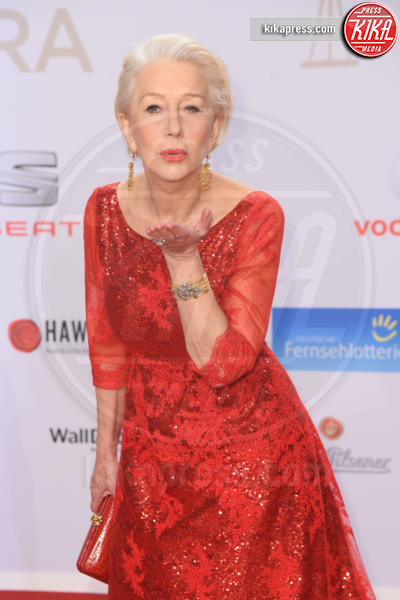 Helen Mirren - Amburgo - 06-02-2016 - Helen Mirren: