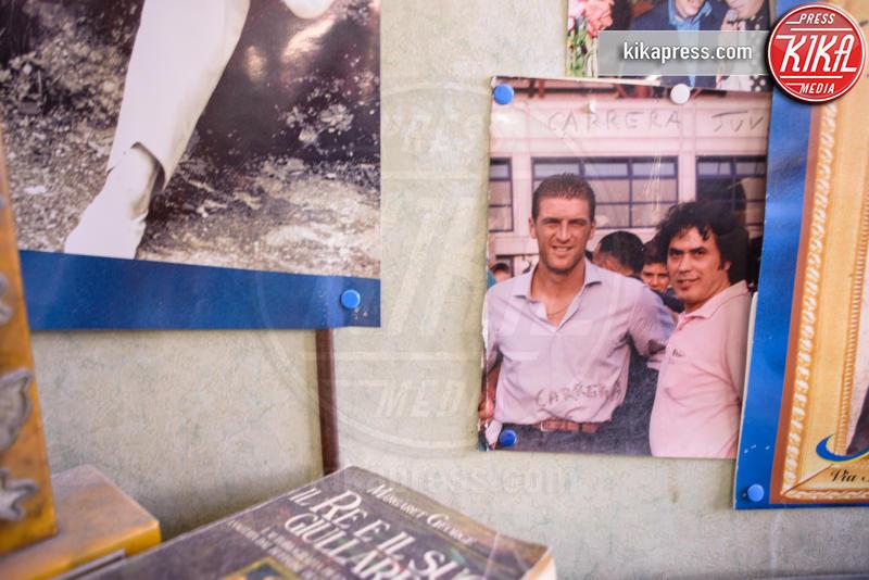 Ascanio Agnano, Massimo Carrera - Torino - 08-02-2016 - Dal barbiere Ascanio: nel suo salone una schiera di vip