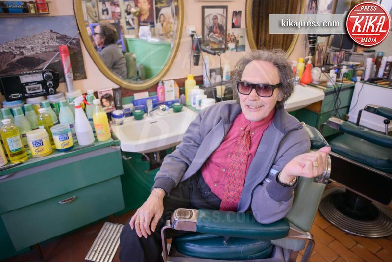 Ascanio Agnano - Torino - 08-02-2016 - Dal barbiere Ascanio: nel suo salone una schiera di vip